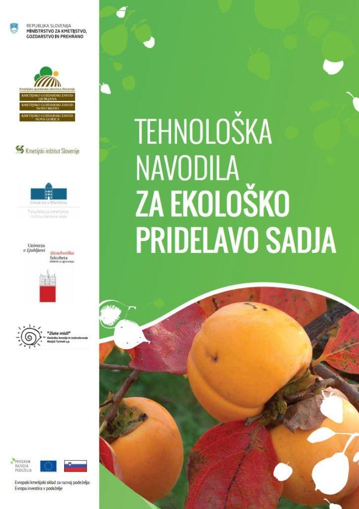 Tehnološka navodila za ekološko pridelavo sadja
