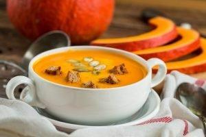 Bučna juha – recept